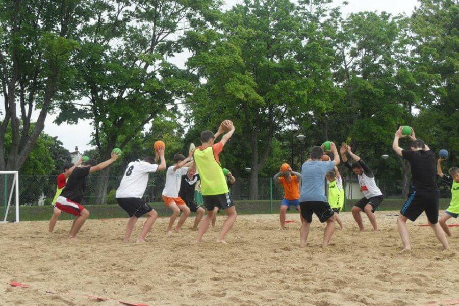 Handball Camp